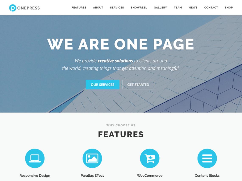 tema-wordpress-onepress